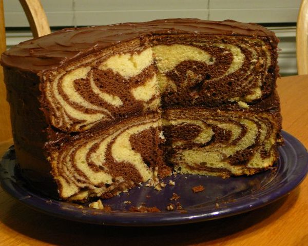 Marble Cake Cakes Kenya Unbelievably Delicious