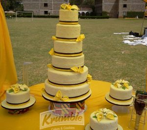 Wedding Cakes in Kenya - Krumblefresh