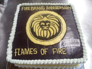 Corporate Cakes in Kenya - Krumblefresh