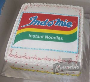 Corporate Cake - Indomie Kenya