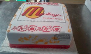 Corporate Cake - Mulleys