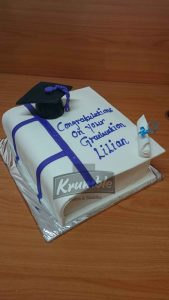 Graduation Cakes in Kenya - Krumblefresh
